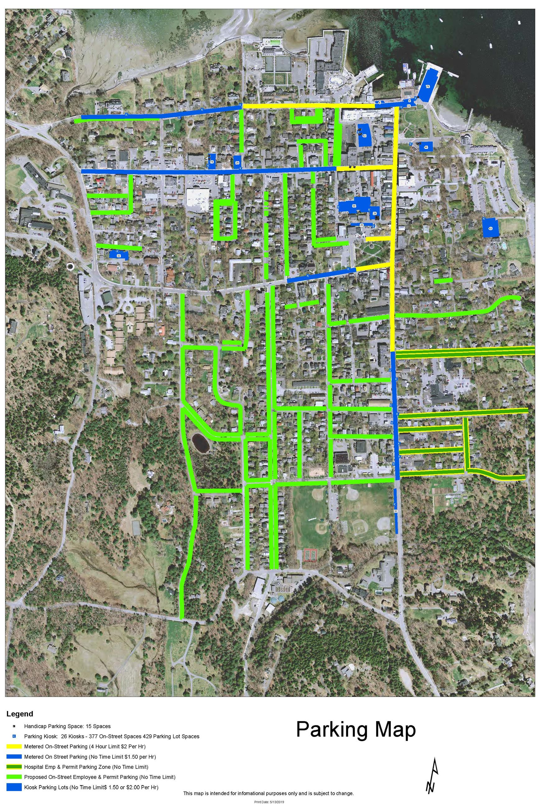 parking map 5-13-2019